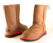 [BUYMAではここだけ!!]UGG MENS CLASSIC SHORT LEATHER