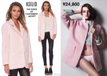 ASILIO(アシリオ) コート ASILIO(アシリオ) 送料無料・国内発送 PINK CASTAMERE JACKET
