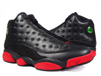 Air Jordan Retro 13 Black Gym Red Men's sz8-14
