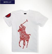 新作♪国内発送1色English Literacy Tee boys 2~7