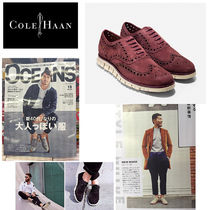 話題のゼログランド!★Cole Haan★ZeroGrand Wing Oxford