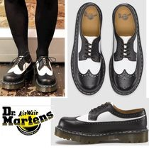 追跡関税負担あり Dr. Martens UNISEX 3989 5 EYE BROGUE