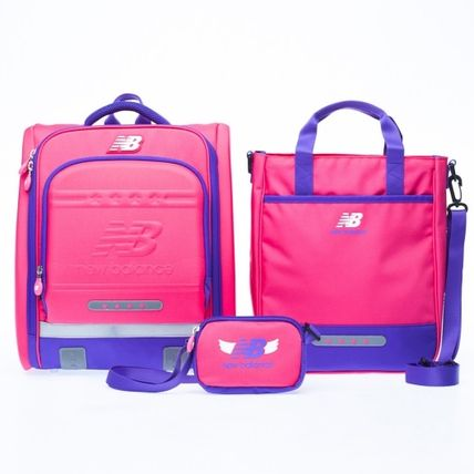 ★New Balance正規品★EMS無料発送★KID'S BAGS 13 BACKPACK★