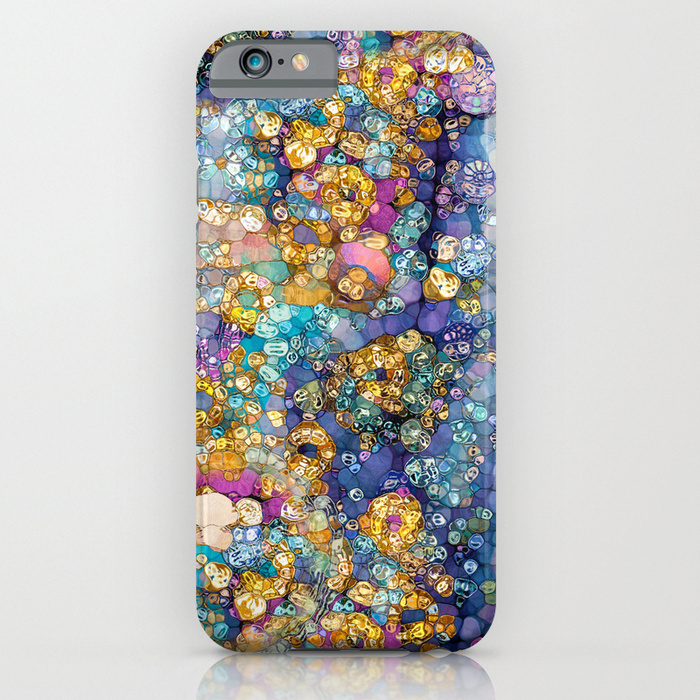 Society6 ケース Magic Glitter by Joke Vermeer