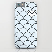 【海外限定】society6★Bear iPhoneケース