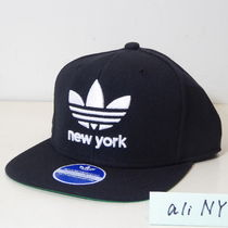ニューヨーク限定★送料込★adidas originals NY Logo Cap black