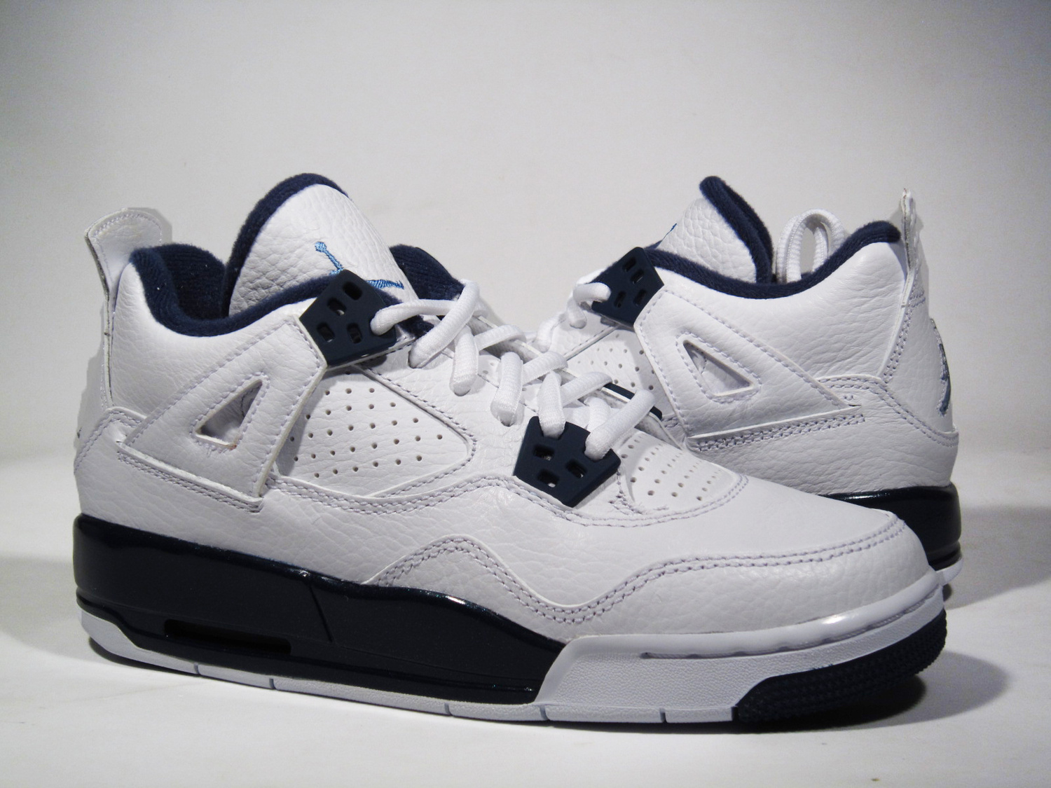 Air Jordan Retro 4 Columbia GS  コロンビア 4Y-7Y  送料無料