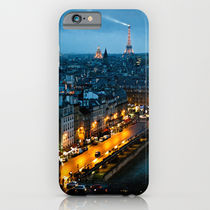 【海外限定】society6★Paris iPhoneケース