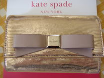 Kate Spade★Montford Park Exotic Lillian★2-way★Rose Gold