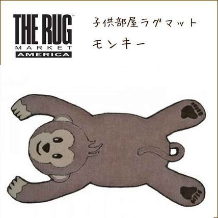 The Rug Market Americaラグマット モンキー