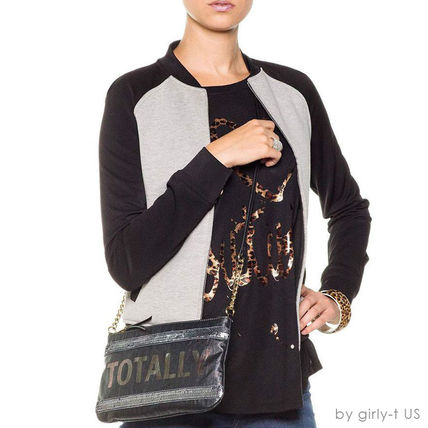 JUICY COUTURE ショルダーバッグ・ポシェット 国内即発 ☆JUICY COUTURE☆ TOTALLY クロスボディー バック(3)
