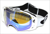 OAKLEY(オークリー) ウィンタースポーツその他 【OAKLEY】ゴーグル 57-394 AIRBRAKE Polished White