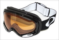 OAKLEY(オークリー) ウィンタースポーツその他 【OAKLEY】ゴーグル 59-633 A FRAME2.0 Jet Black