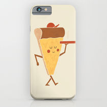 【海外限定】society6★Pizza Delivery iPhoneケース