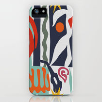 【海外限定】society6★Inspired to Matisse iPhoneケース