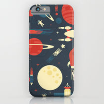 【海外限定】society6★Space Odyssey iPhoneケース