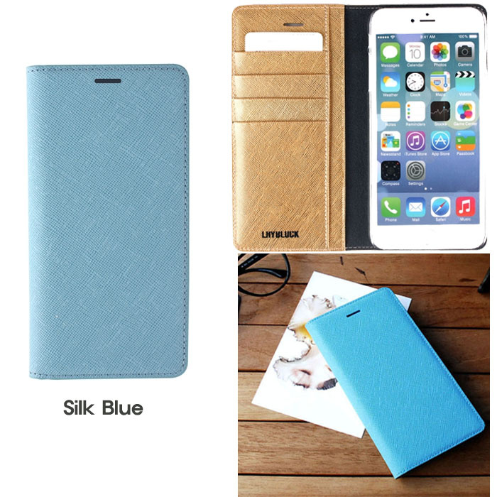 SMART PHONE CASE/上級ブランド/IPHONE6 plus/saffiano