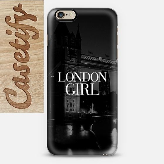 【送料込】☆Casetify LONDON GIRL VINTAGE iPhoneケース☆