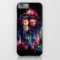 【海外限定】society6★All of Time and Space iPhoneケース