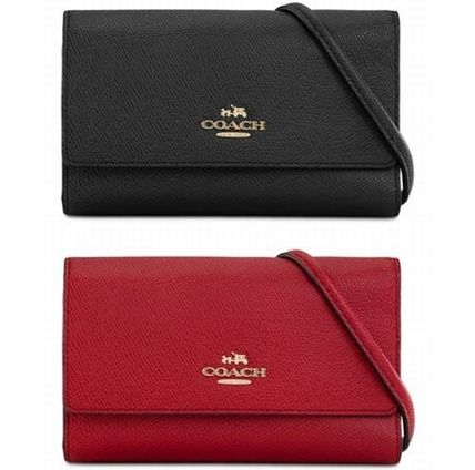 Coach iPhone・スマホケース 【即発送】COACH♡Crossbody Bag iPhone 6/5s/5対応ケース(2)