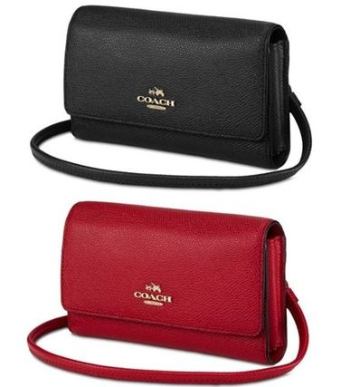 Coach iPhone・スマホケース 【即発送】COACH♡Crossbody Bag iPhone 6/5s/5対応ケース(3)