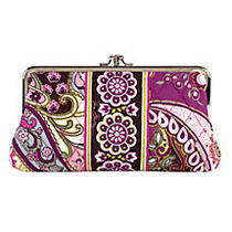 Clutch Wallet in Very Berry Paisley / 入手困難!レア物!
