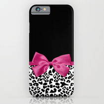【海外限定】society6★Pink Ribbon iPhoneケース