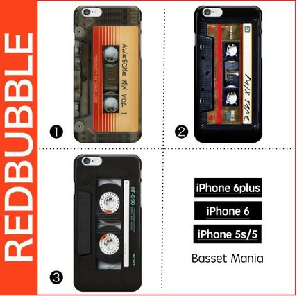 大人気《REDBUBBLE》Old Casset iPhone6plus/6/5ケース / 送料込