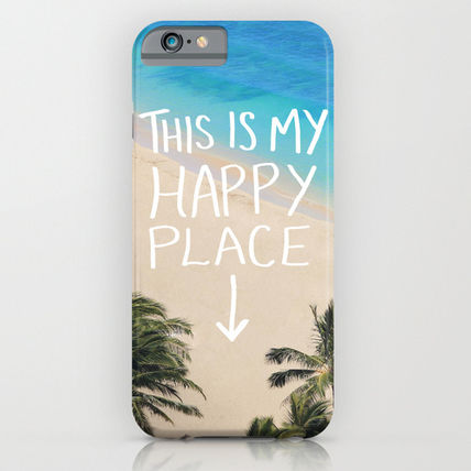 Society6 スマホケース・テックアクセサリー Society6 ケース Happy Place by Leah Flores