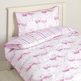 Laura Ashley キッズ☆Flamingo Printed Bedsetシングル♪