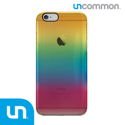 日本初上陸 iPhone6 ケース Uncommon Rainbow Shade