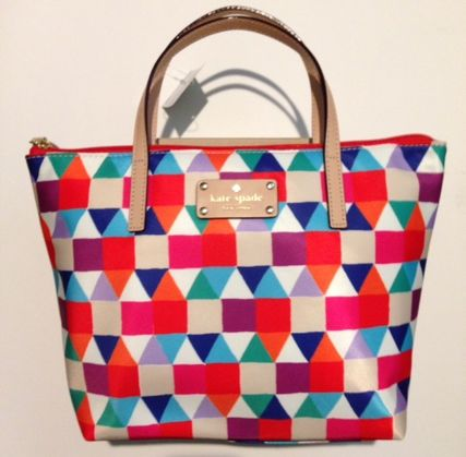 Kate Spade ナイロン バッグ Tiny Sophie Kennedy Park スモール