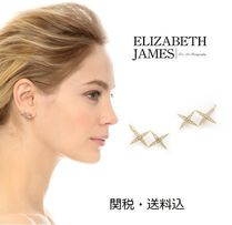 関税・送料込【Elizabeth and James】Vida Ear Crawlers ピアス
