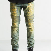 EMBELLISH(エンブリッシュ) デニム・ジーパン NEW!! EMBELLISH NYC Denim - VIPER BIKER DENIM