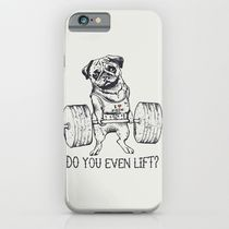 Society6 ケース Do You Even Lift by Huebucket
