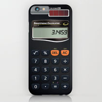 【海外限定】society6★Smartphone Calculator iPhoneケース