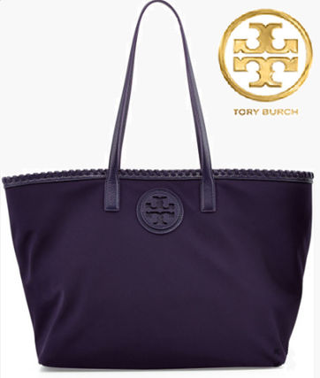 【送関込・手元に在庫あり】Tory Burch★Marion Nylon Tote Bag
