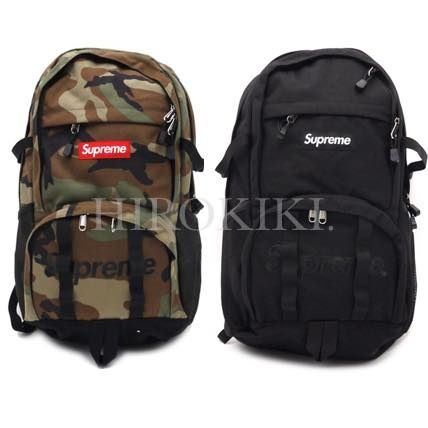 15 ss Supreme Backpack Pack