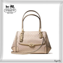 COACH★MADISON SMALL MADELINE EAST/WEST SATCHEL