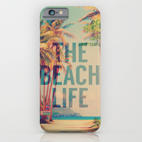 Society6 ケース Beach Life by M Studio