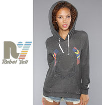 最短翌日着)Rebel Yell Come Together Pullover Hoodie パーカー