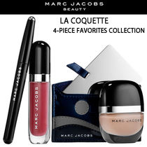 MARC JACOBS(マークジェイコブス) メイクアップその他 MARC JACOBS [限定] LA COQUETTE 4-PIECE FAVORITES COLLECTION