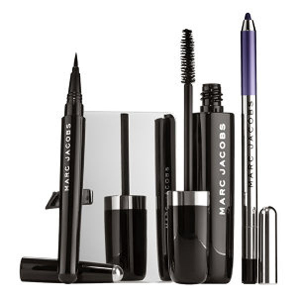 MARC JACOBS [限定]BLACQUER AND BLEU 4-PIECE EYE ESSENTIALS
