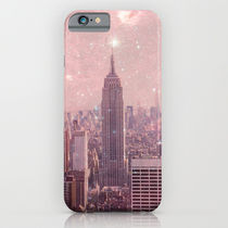 Society6 ケース Stardust Covering New York by Bianca Green