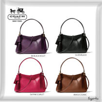 COACH★LEGACY DOUBLE GUSSET CROSSBODY IN LEATHER
