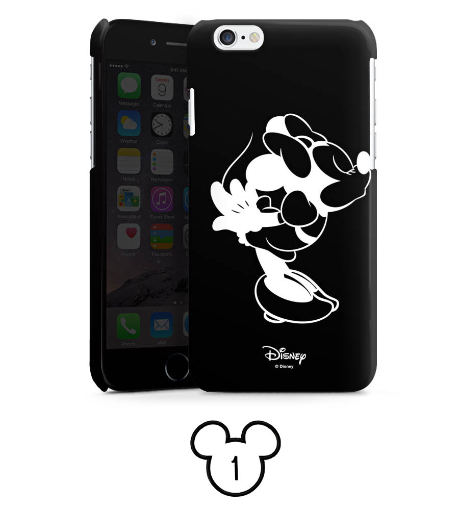 日本未入荷☆DISNEY☆Lovely ミニー PartⅠiPhone 5/5S/6/6Plus