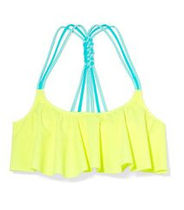 ☆Victoria's secret PINK FLOUNCE Neon Yellow(トップのみ)☆