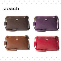 【coach】MADISON NEW SWINGPACK IN LEATHER