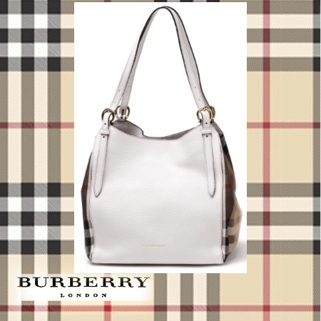 15SS新作! ★Burberry バーバリー★SMALL CANTER トートバッグ