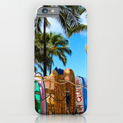Society6 iPhone・スマホケース Society6 ケース Hawaii Surf Life by Alisha KP